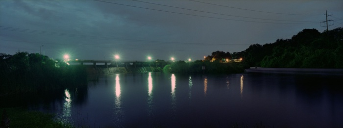 Dam at Night, 2011